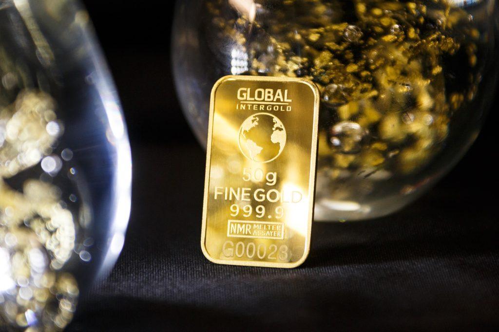 50g Gold