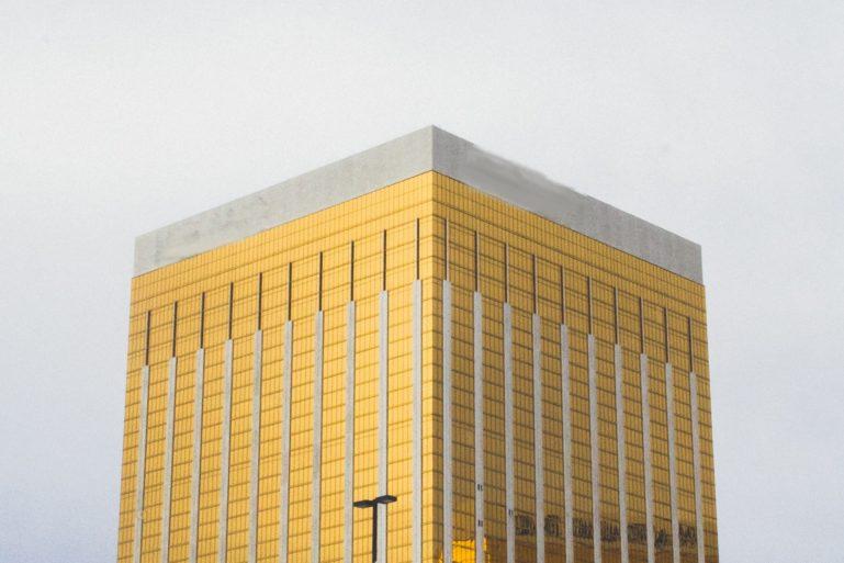 Goldenes Gebäude